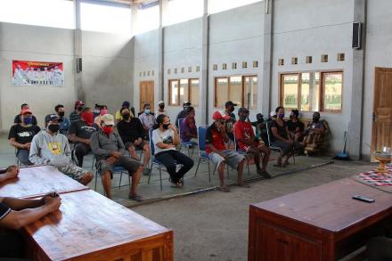 Realisasi Bantuan Langsung Tunai Dana Desa ( BLT DD ) Terakhir Telah Tuntas