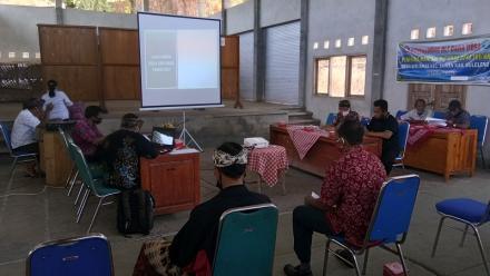 Lokakarya Rencana Kerja Pemerintah Desa (RKPDes) Tahun 2021 Desa Giri Emas