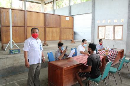 Penyaluran Peralihan BLT Oktober Dinas Sosial Kabupaten Buleleng