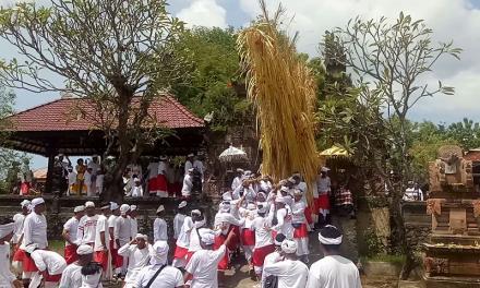 Bukakak 2017 - Melancaran Ring Pura Kaja Sangsit
